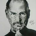 Steve Jobs  by Nivedhya Kolathodi