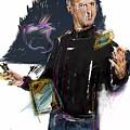 Steve Jobs by Russell Pierce