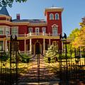 Steven King Home Bangor Maine 1 by Douglas Barnett