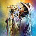 Steven Tyler 01  Aerosmith by Miki De Goodaboom