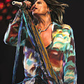Steven Tyler 01 by Dawn Serkin