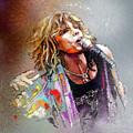 Steven Tyler 02  Aerosmith by Miki De Goodaboom