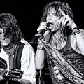 Steven Tyler Croons by Traci Cottingham