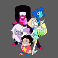 Steven Universo by Gerry Kalina