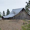 Stevens County Barn by Charles Robinson