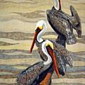 Steves Fishing Buddies by Suzanne McKee