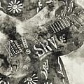 Stevie Ray Vaughan - 03 by Andrea Mazzocchetti