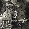 Stevie Ray Vaughan - 13  by Andrea Mazzocchetti