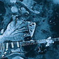 Stevie Ray Vaughan - 14 by Andrea Mazzocchetti