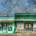 Stewards General Store And Post Office by Larry Braun