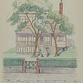 Stewart House by Gladys Cook