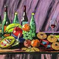 Still Life #2 by Francois Lamothe