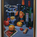 still life 2, Wine your style by Setya Wijoyo
