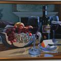 Still Life 9, Wine  by Setya Wijoyo