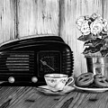 Still Life, Breakfast by Abdel Halim Khalifa