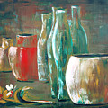 Still Life by Gina De Gorna