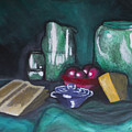 Still Life Green by Christopher Sprinkle
