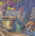 Still Life Honey Bear by Penny Neimiller