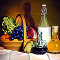 Still Life In Oil by Patrick Anthony Pierson