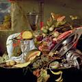 Still Life by Jan Davidsz Heem