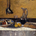 Still Life Nature Morte by Camille Pissarro