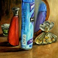 Still Life Oil Painting by Natalja Picugina