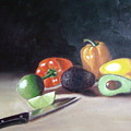Still-life by Toni Berry
