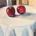 Still Life With Apples by Daun Soden-Greene