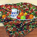 Still Life With Fruit by Ethel Vrana