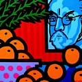 Still Life With Henri Matisse by John  Nolan