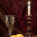 Still Life With Lemons by Tom Mc Nemar