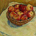 Still Life With Moravian Apples by Vitali Komarov