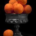 Still Life With Oranges by Tom Mc Nemar