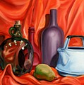 Still Life With Pear by Maryn Crawford