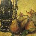 Still Life With Pears by Rita Bandinelli