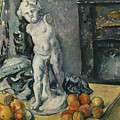 Still Life With Plaster Cupid by Paul Cezanne
