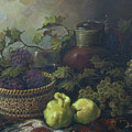 Still-life With Quinces by Tigran Ghulyan