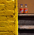 Still Life With Snapple by Art Ferrier