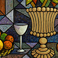 Still Life With Vase by Bruce Bodden