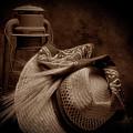 Still Life With Wheat II by Tom Mc Nemar