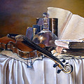 Still Life by Yaroslav CHYZHEVSKYI