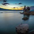 Stillness...mono Lake by Tim Bryan
