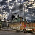 Stimson Lumber Mill by Lee Santa
