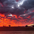 Stirling Ranges Sunrise by Robert Caddy