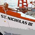 St.nicholas Three by David Lee Thompson