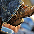 Stock Show Boots I by Joan Carroll