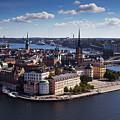 Stockholm by Allan Wallberg