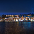 Stockholm By Night by Jannis Politidis