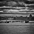 Stockholm In Black And White by Ramon Martinez