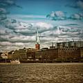 Stockholm Ix by Ramon Martinez